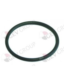 O-ring EPDM thickness 2,62mm ID ø 34,6mm Qty 1 pcs