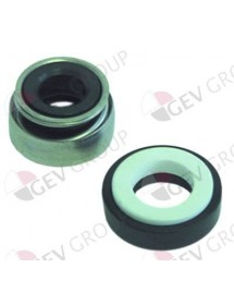 mechanical shaft seal ID ø 12mm height counter ring 5,5mm