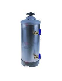 """descalcificador manual con 2 válvulas empalme 3/4"""" capacidad del recipiente 12l Electrolux, Sammic"""