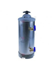 "softener manual with 2 valves connection 3/4"" container capacity 12l amount of resin 8,4l Electrolux, Sammic"