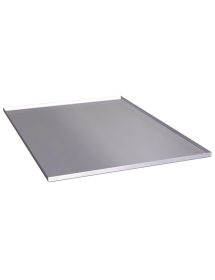Stainless steel baking tray