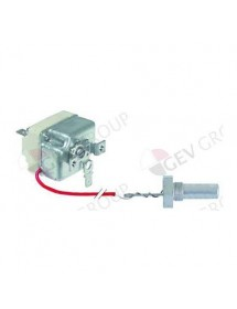 thermostat t.max. 50°C temperature range fixed 50°C 1-pole 1CO 16A EGO, Elframo, Komel 00057151
