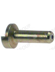 boquilla de quemador piloto código 19 taladro ø 0,23/0,26mm UE 1 pzs para SIT serie 150