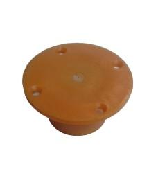 Soporte de plástico trasero de los ejes Exprimidor 923000