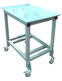 UM1 UM2 Table with wheels to X7 and X75