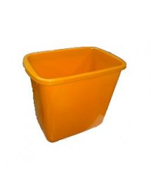 Juicer waste bucket
