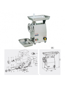 Mincer 22 CGT MP-22MEC-M