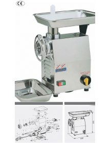 Mincer 32 CGT MP-32MEC-T 32TR.IXT
