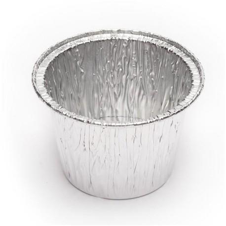 Aluminum container custard 73x49 mm (4,500 units)