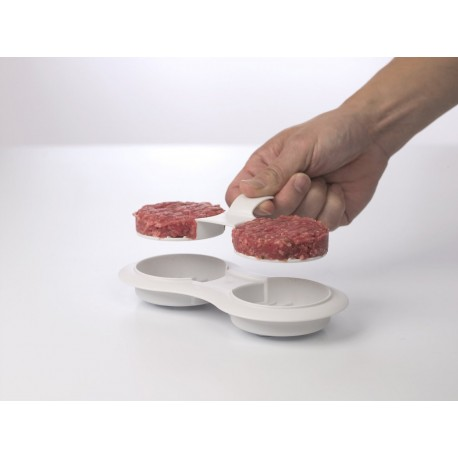 Mini double hamburger forming 7cm