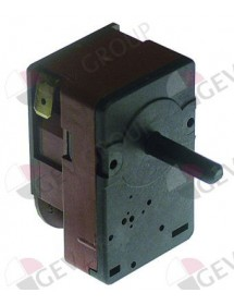 Time switch C20 2-pole operation time 120min impulse mechanical 1NO/1NC at 250V 16A Fagor
