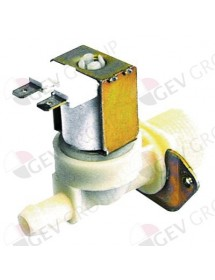 "solenoid valve single straight 230V inlet 3/4"" outlet 14mm DN10 TP"
