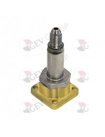 solenoid valve body PARKER 3-ways outer cone
