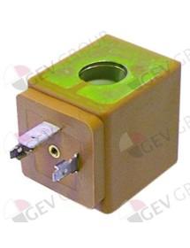 bobina magnética LUCIFER-PARKER 230V AC 9VA tipo de bobina DZ06S6 soporte ø 15mm