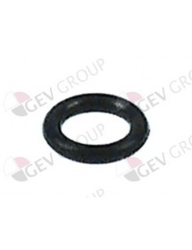 O-ring Viton thickness 1,78mm ID ø 6,07mm Qty 1 pcs