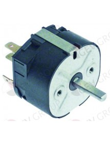 Time switch M2 2-pole operation time 60min impulse mechanical 2CO at 250V 16A Garbin, Unox