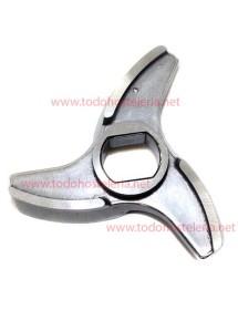 Inox knife Unger Mod.B70 / 12, 3 BLADES R-70 ø 62mm