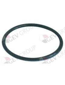 O-ring EPDM thickness 3,53mm ID ø 49,21mm Qty 1 pcs ATA, Colged, Elettrobar, Eurotec, Rancilio, Rosinox 456061