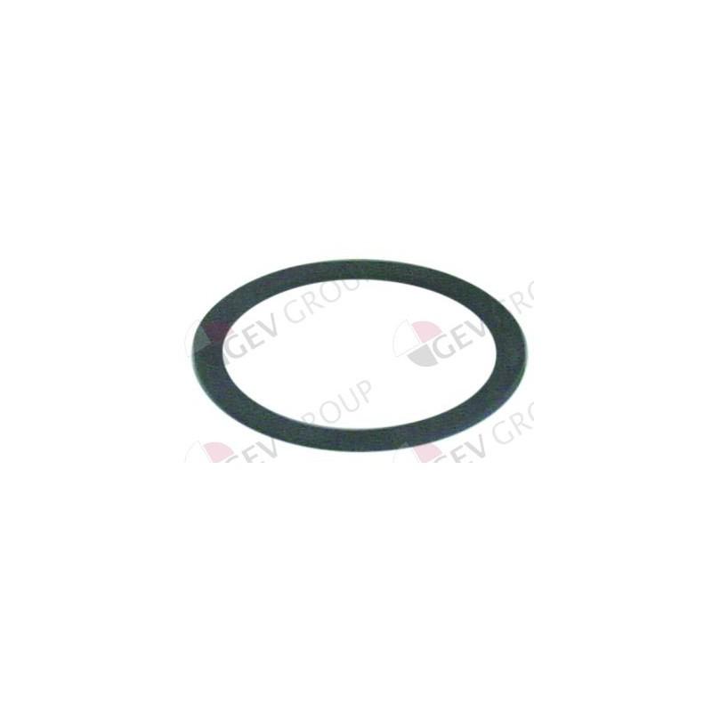Joint plat caoutchouc d1 61mm d2 47mm amatis bonnet - Joint caoutchouc plat ...