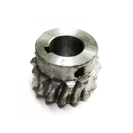 Metal Gear Cutting strips QX-01 to 20mm outside diameter 46mm shaft 15 teeth