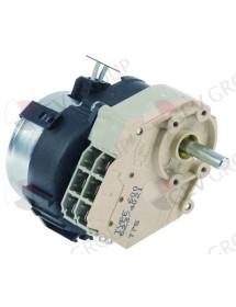 temporizador CROUZET motores 1 cámaras 2 tiempo de funcionamiento 120s 230V eje ø 6x4,6mm LineaBlanca