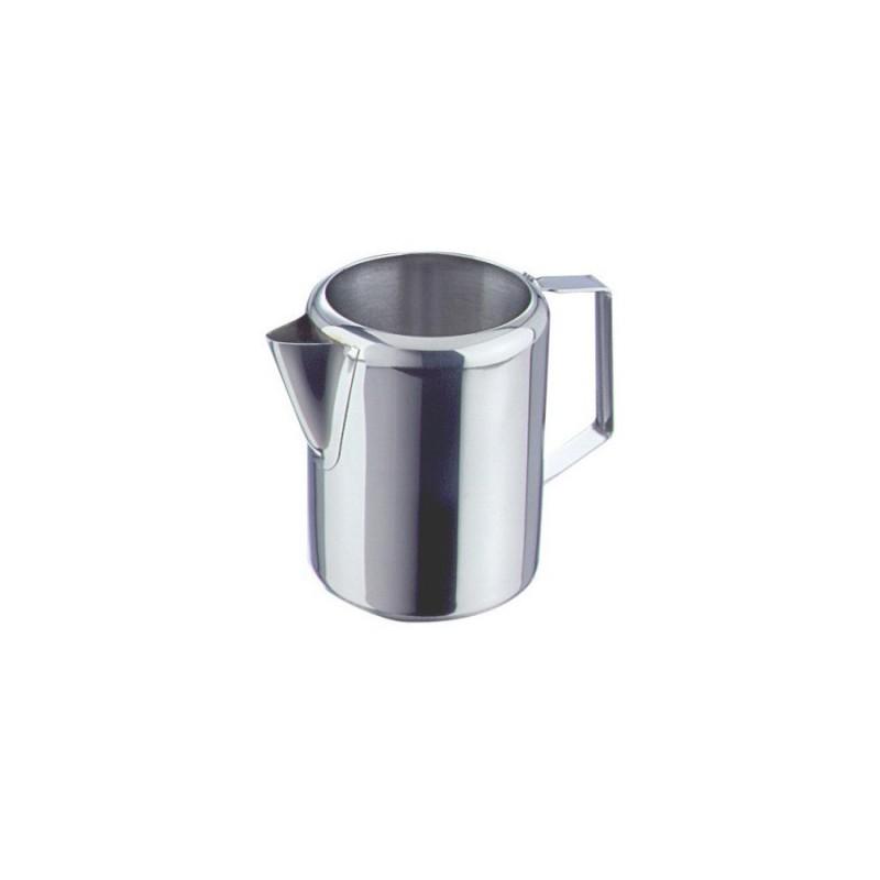 inox pot lait chef global machines et mat riel de restauration et de l 39 alimentation. Black Bedroom Furniture Sets. Home Design Ideas