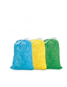 Garbage bags 30 liters (Pack 15 units)