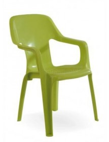 Outer polypropylene chair
