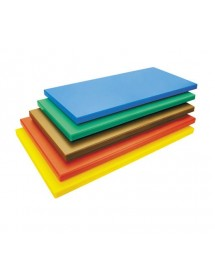Polythylene cutting board GN 1/2 20mm