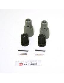 Acoplamiento Electroportatil Sammic TR/BM-350-550-750: 17