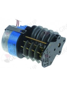 Timer run-time 216s engines 1 chambers 4 motor type M51BJ0R00CL FIBER 230V AC FIBER, Sammic