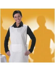 Bib apron ROLLDRAP