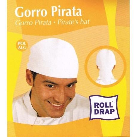 Gorro pirata ajustable