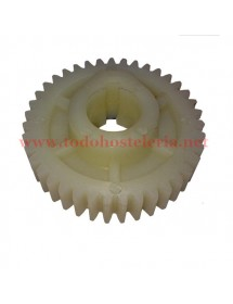 "Small Plastic Gear ""A"" orange juicer 33 teeth"