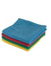 Multipurpose microfibre cloth 36x40 cm (4 u)