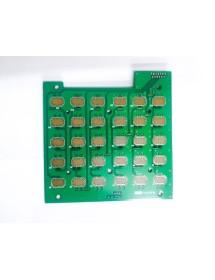 Scale keyboard CAS Poscale plate SP-POS-KB-PL