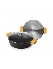 Pan with lid Evolution IBILI