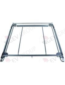 basket support L 610m W 576mm H 72mm mounted Winterhalter