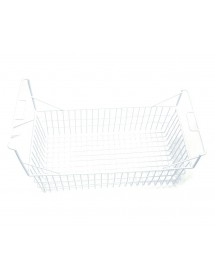 Freezer basket with handles 59x31x17cm Length Width Height FCG-400 double-height handles 34 -26cm