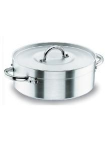 Cacerola con tapa Chef Aluminio LACOR