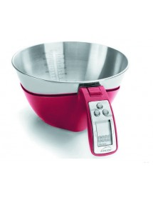 Scale digital with removable bowl