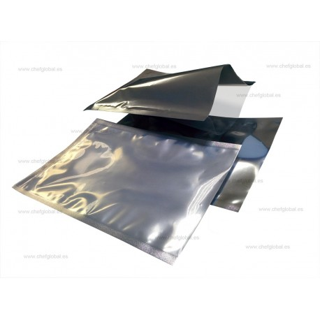 Silver vacuum bag (pack 100 bags)