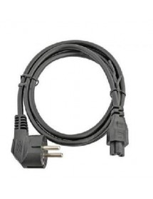Cable de alimentación codo para CPU, CEE7/M-C13/H (1.8 metros)