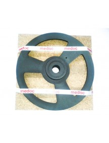 Engine pulley down Saw Medoc Beta 200