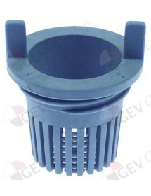 filter for drain assembly ø 59 mm H 50 mm ID ø 39 mm Sammic 2319263