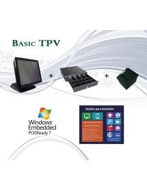 Pack TPV Táctil SAM4S Básico