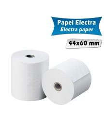 Rollos de papel electra 44x60 mm (10 unidades)