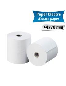 Rollos de papel electra 44x70 mm (10 unidades)