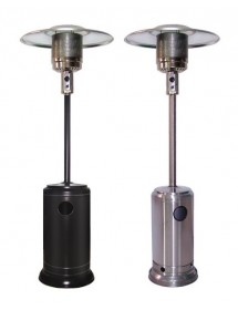 Gas patio heaters HSS