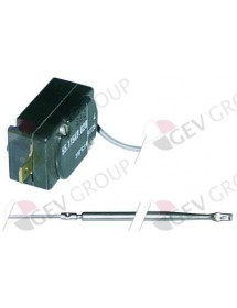 Safety thermostat switch-off temp. 240 °C Bartscher, Capic, EGO, Roller-Grill, Saro, Valentine